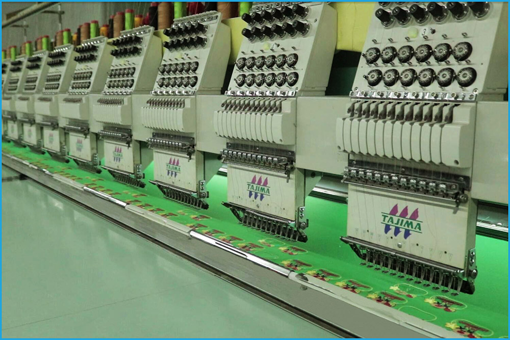 The Best Custom Patches Manufacturer Come From China!</strong>