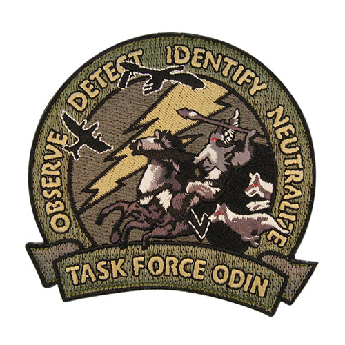 custom military patches