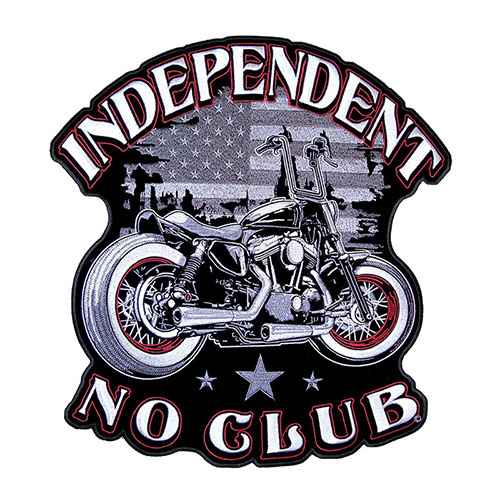 motorcycle club patches