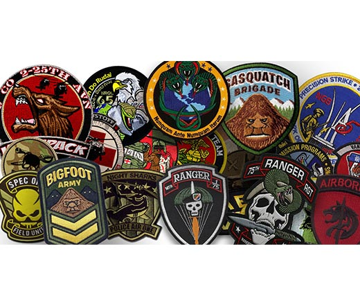 <strong>The Best Custom Patches Manufacturer Come From China!</strong>